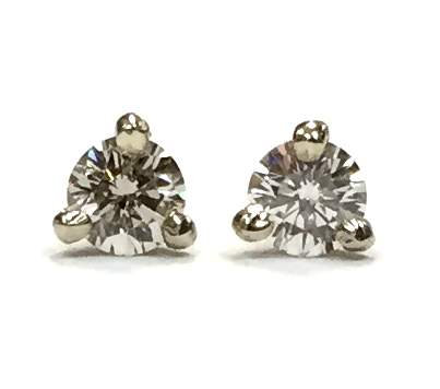 Diamond Stud Earrings 0.20 CTW