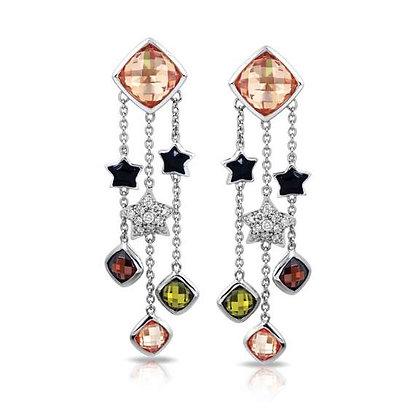 """""""Shooting Stars"""" Earrings"""