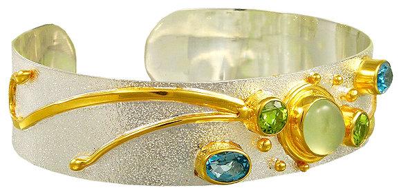 Celestial Cuff Bracelet