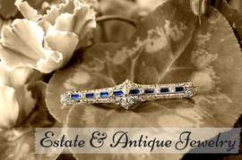 Estate & Antique Jewelry
