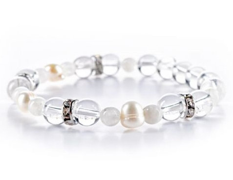 """Intuition"" Gemstone Bracelet"