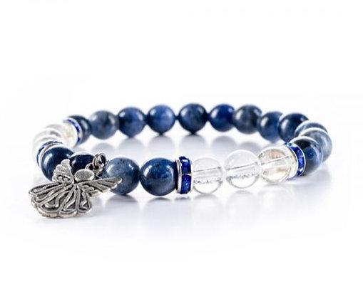 """""""Serenity"""" Gemstone Bracelet"""