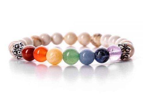 """Calmness"" Gemstone Bracelet"