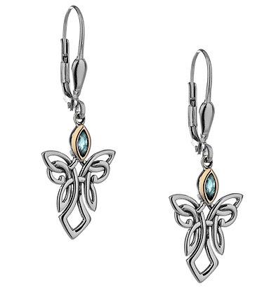 """""""Guardian Angels"""" Earrings"""
