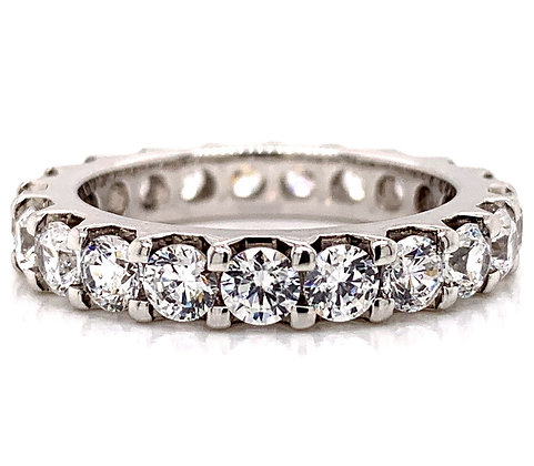 Diamond Eternity Band - 2.50ctw