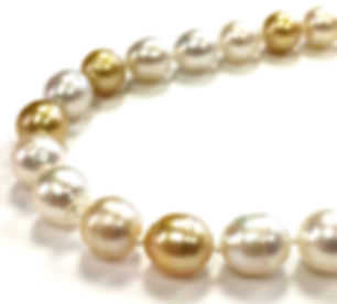 verigated pearl strand