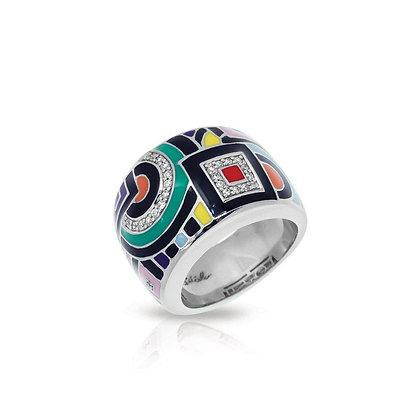 """Geometrica"" Ring"