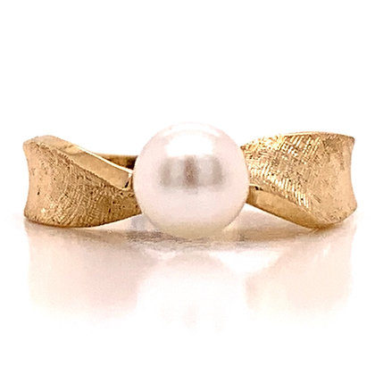 Bypass Pearl Ring c1975