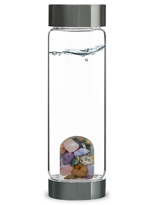 "VitaJuwel ViA ""Five Elements"" GemWater Bottle"