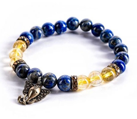 """Inspiration"" Gemstone Bracelet"