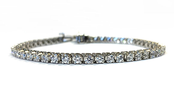 Diamond Tennis Bracelet - 3.00 Carats