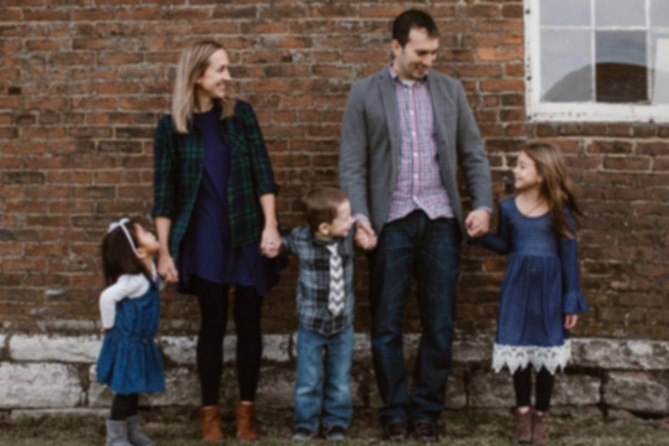 Lauren Miller Family