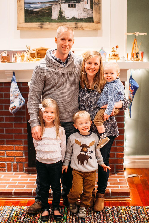 The Laker Family