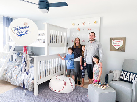 Showing Our Kids That God Is in the Details: Bloom Family Designs Room Reveal