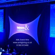 Dundee Sports Awards - Caird Hall Dundee