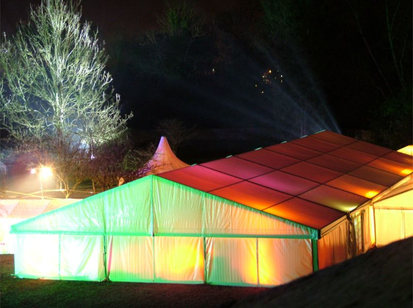 Marquee Lighting Perthshire