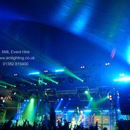 Bonfest Stage Lighting & Truss, Kirriemu