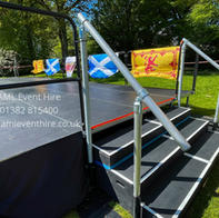 10mtr x 4mtr Outdoor Stage
