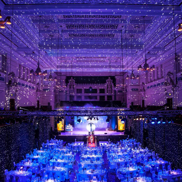 A Million Stars at the Caird Hall