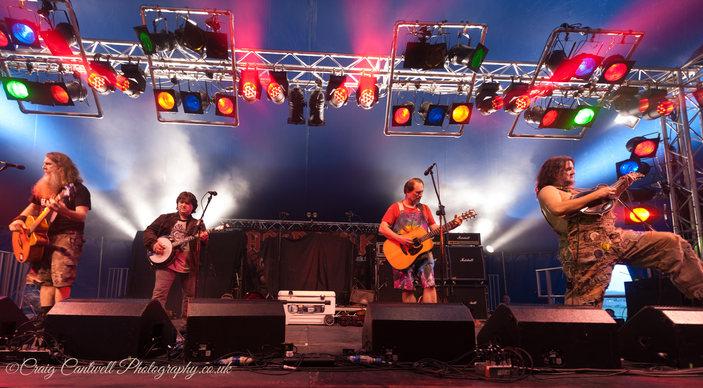 Bonfest Music Festival - Kirriemuir, Angus