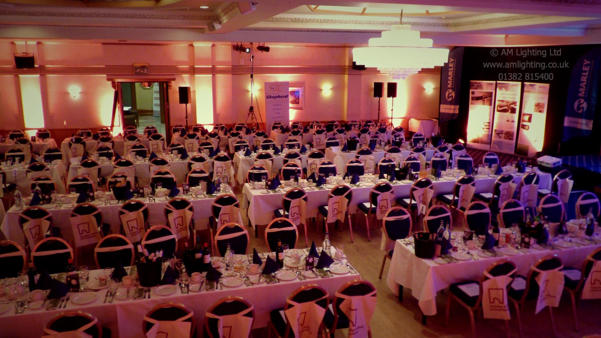 AML Event Hire - DIA Awards