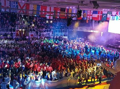 WUKF World Championships Dundee