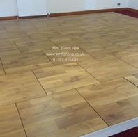 Auckland Oak Dance Floor