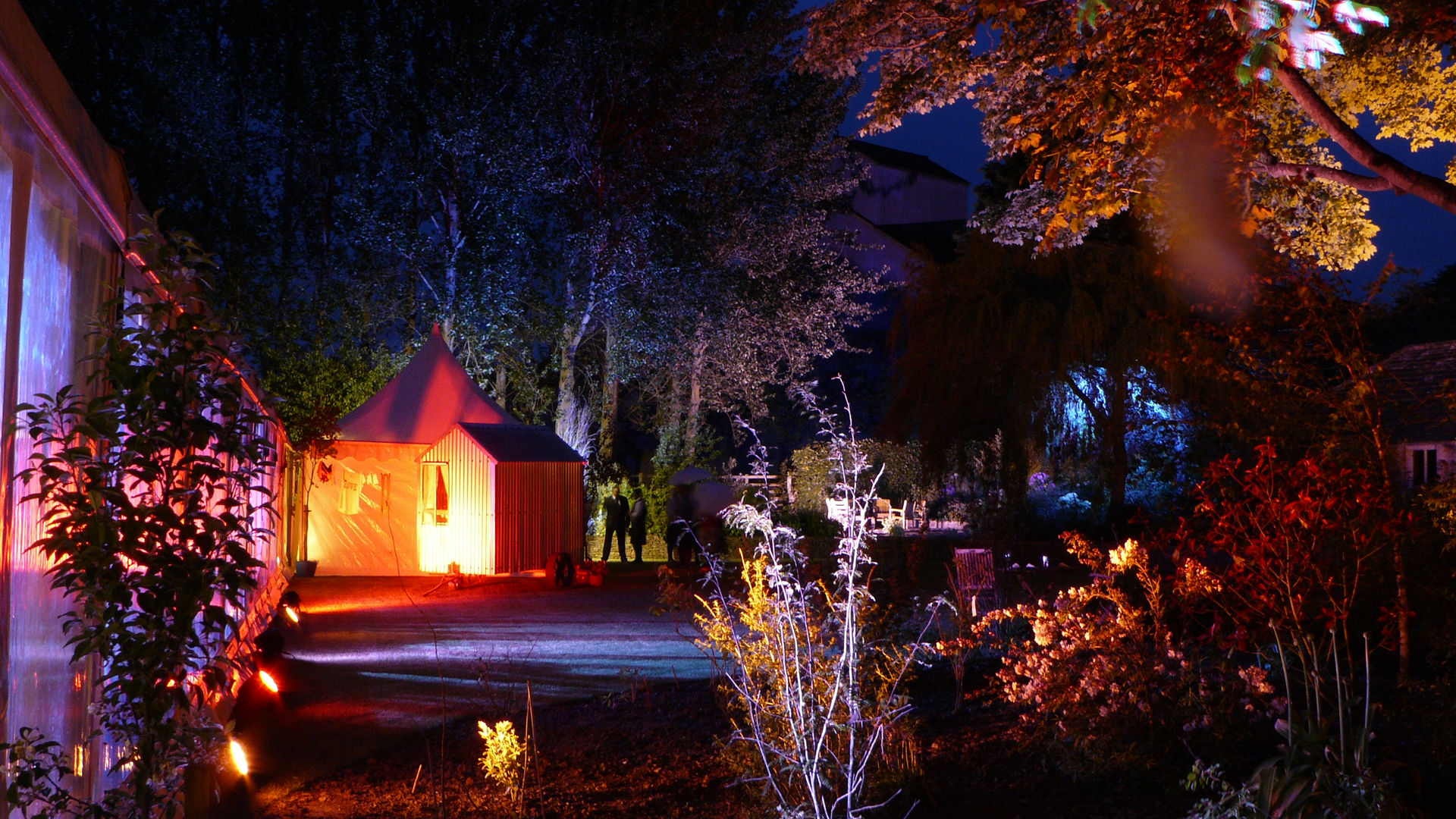 Wedding Garden Lighting