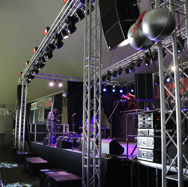 Full Stage Truss
