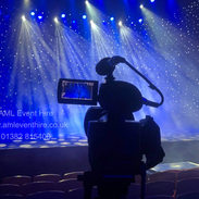AML Event Hire Sony EX1 Video Camera