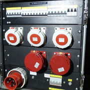 125A 3 Phase Mains Distro