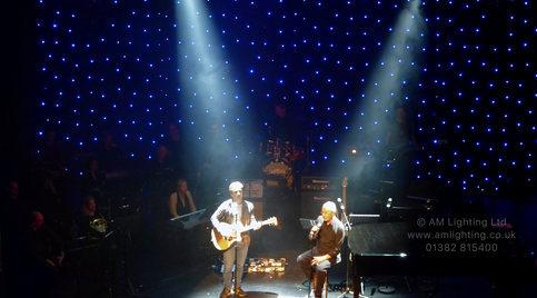 Charity Show Lighting