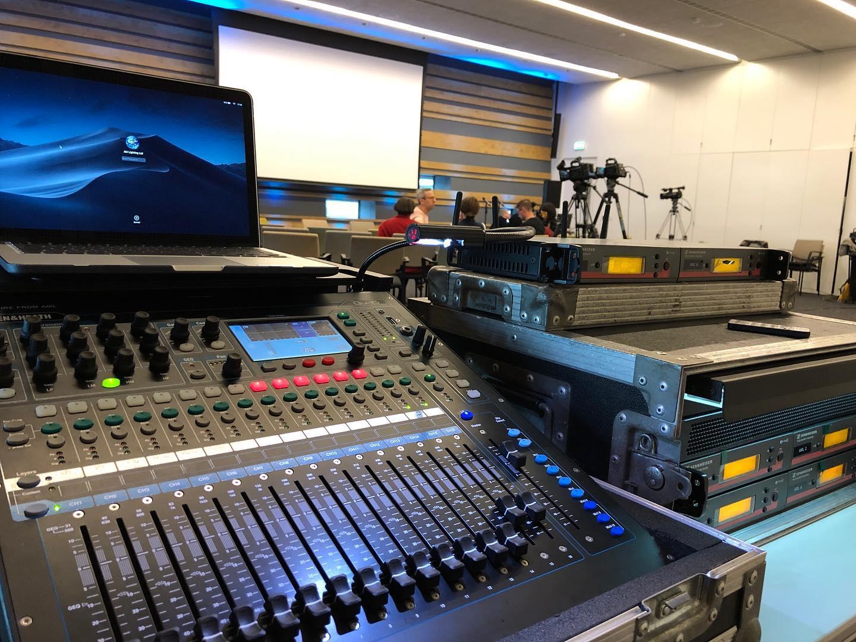 AML Event Hire - Sound Desk