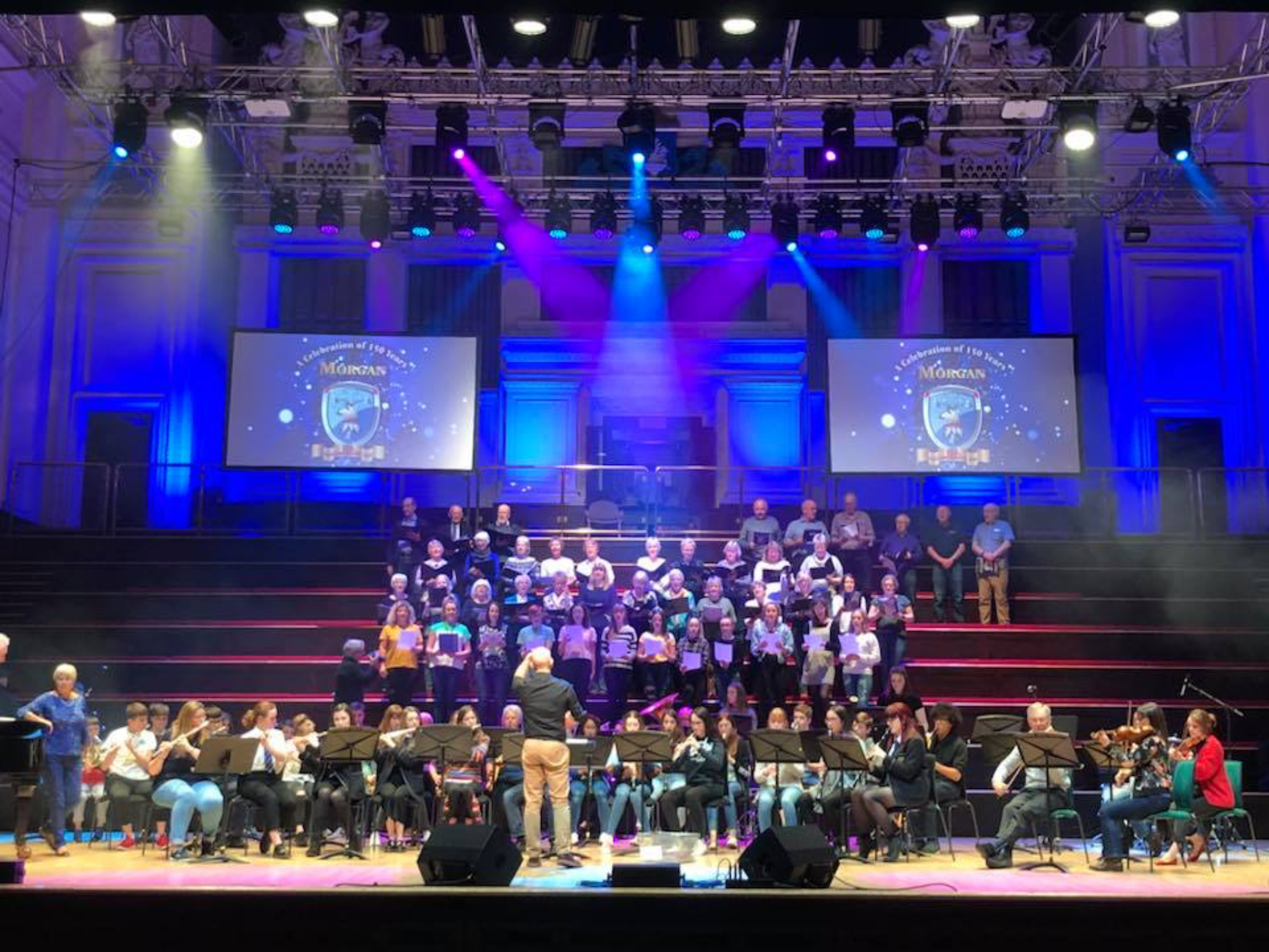 Dundee Caird Hall Concert