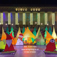 Dundee City Square - Christmas Card