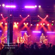 Live Music Truss, Stage and Lighting, Ki