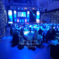 Tayside Contracts Awards Lighting