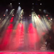 AML Event Hire - Sweeny Todd Stage Light