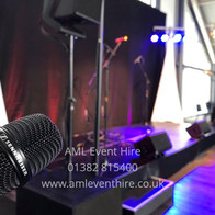 AML Event Hire - Sennheiser Radio Mic