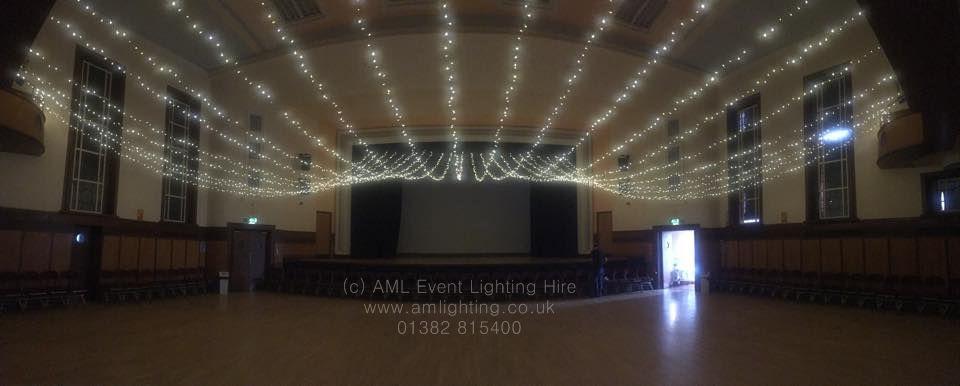 AML Fairy Light Canopy