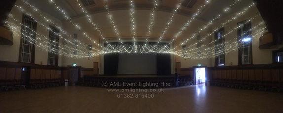AML Fairy Light Canopy Forfar