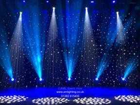 AML Event Hire - Star Cloth Hire