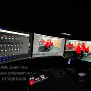 AML Event Hire - Live Streaming Set Up
