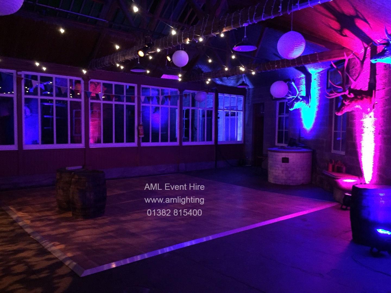 Auckland Oak Dance Floor - Errol Park