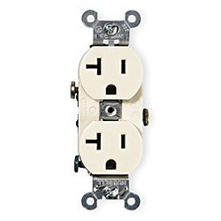 HUBBELL WIRING DEVICE-KELLEM - Outlet