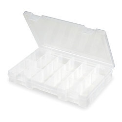 FLAMBEAU Adjustable Compartment Box