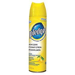 PLEDGE Furniture Polish - Lemon