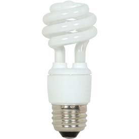 Satco Mini Spiral CFL Bulb