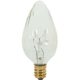 Satco F10 Incandescent Bulb