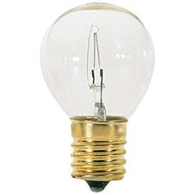Satco E17 Incandescent Bulb